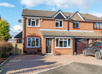 Thumbnail 3 bed semi-detached house for sale in Vale Gardens, Helsby, Frodsham