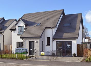 Thumbnail 4 bedroom detached house for sale in Paragon Drive, Off Hamilton Road, Motherwell