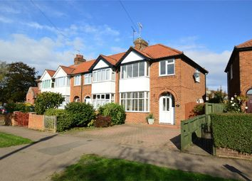 Thumbnail 3 bed end terrace house for sale in Birchwood Avenue, Hatfield, Hertfordshire