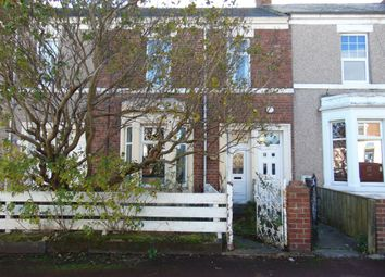 Thumbnail 2 bed flat for sale in Albert Road, Jarrow