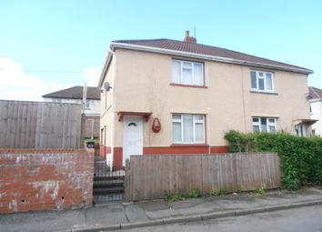 Thumbnail 3 bed terraced house to rent in Trenant, Aberdare