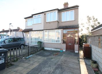 3 bed semi-detached house for sale in Western Avenue, Dagenham, Essex RM10