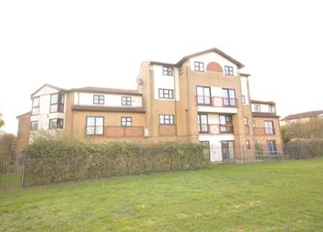 Thumbnail 2 bed flat for sale in Thamesbank Place, North Thamesmead, London