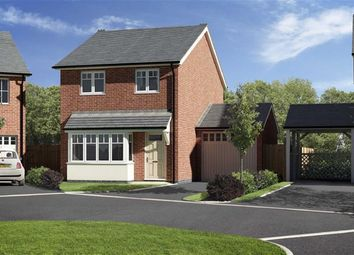 Thumbnail 3 bed detached house for sale in Plot 7, Heritage Green, Forden, Welshpool, Powys