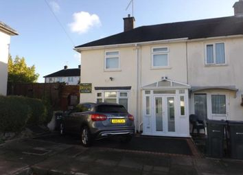 Thumbnail 2 bedroom end terrace house for sale in Sibdon Grove, Northfield, Birmingham, West Midlands