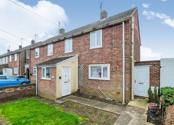 Thumbnail 2 bedroom semi-detached house for sale in Poplar Avenue, Dogsthorpe, Peterborough
