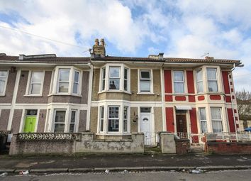 Thumbnail 3 bed terraced house for sale in Paultow Road, Victoria Park, Bristol