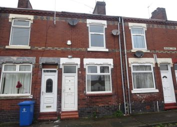 2 bed terraced house for sale in Mulgrave Street, Hanley, Stoke-On-Trent ST1