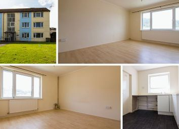 Thumbnail 2 bed flat for sale in Welland Crescent, Bettws, Newport