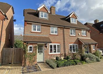 Bellamy Way, Crowmarsh Gifford OX10. 3 bed semi-detached house for sale
