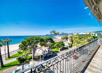 Thumbnail 3 bed apartment for sale in Cannes Croisette, French Riviera, 06400