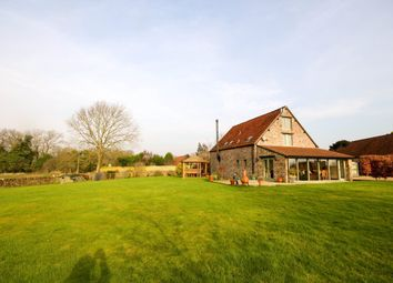 Thumbnail 4 bed barn conversion for sale in Church Lane, Cromhall, Wotton-Under-Edge