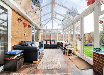Thumbnail 3 bed detached house for sale in Windflower Road, Swindon, Wiltshire