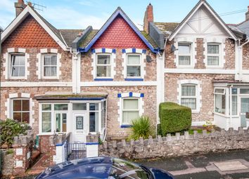 Thumbnail 4 bed terraced house for sale in Upton Hill, Torquay