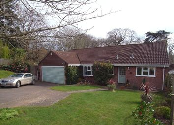 Thumbnail 3 bed detached bungalow for sale in Canterbury Way, Exmouth