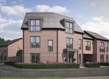 "Thumbnail 4 bed property for sale in ""The Privet"" at Atlas Way, Milton Keynes"