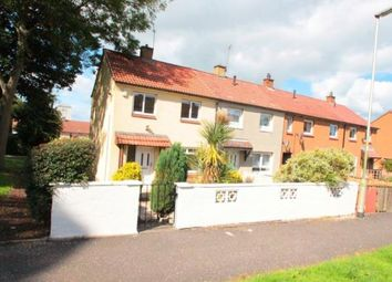 Thumbnail 2 bed end terrace house for sale in Reid Place, Glenrothes, Fife