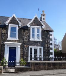 Thumbnail 4 bed semi-detached house for sale in Ferndale, 7 Plantation Road, Stornoway, Isle Of Lewis