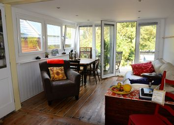 Thumbnail 1 bed detached bungalow for sale in Shore Road, Gurnard, Cowes