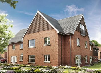 "Thumbnail 2 bed flat for sale in ""Ringwood House - First Floor 2 Bed"" at Crow Lane, Crow, Ringwood"