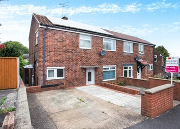 Thumbnail 3 bedroom semi-detached house for sale in Marylebone Crescent, Mackworth, Derby