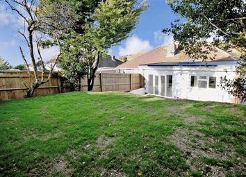Thumbnail 3 bed semi-detached bungalow for sale in Bannings Vale, Saltdean, East Sussex