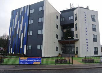 2 bed flat to rent in Cambridge House, Stapleford NG9