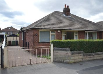 Thumbnail 2 bed semi-detached bungalow for sale in Temple Lea, Leeds, West Yorkshire