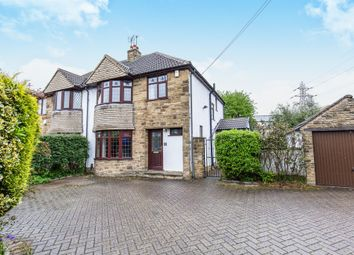 Thumbnail 3 bed semi-detached house for sale in Galloway Lane, Stanningley, Pudsey