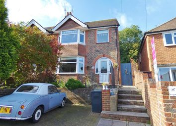 4 bed semi-detached house for sale in Cherry Garden Road, Eastbourne BN20