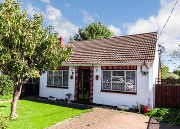 Thumbnail 3 bed detached bungalow for sale in Elm Grove, Hullbridge, Hockley