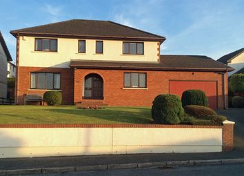 Thumbnail 4 bed detached house for sale in Golwg Tywi, Llangunnor, Carmarthen, Carmarthenshire