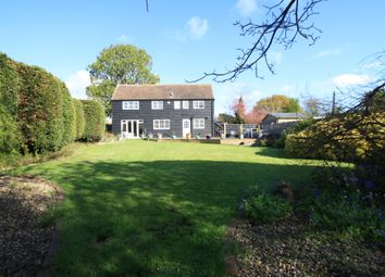 Thumbnail 4 bedroom cottage for sale in Wharf Road, Fobbing, Stanford-Le-Hope