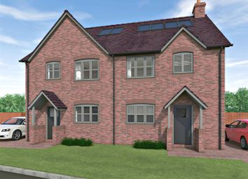 Thumbnail 3 bed semi-detached house for sale in Heath Court, Cliff Crescent, Ellerdine, Telford