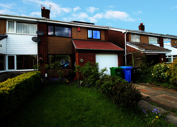 Thumbnail 3 bed semi-detached house for sale in Hamble Drive, Warrington, Cheshire