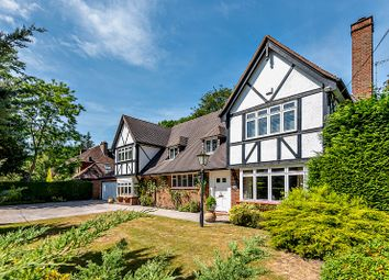Thumbnail 4 bed detached house for sale in Nuns Walk, Virginia Water, Surrey