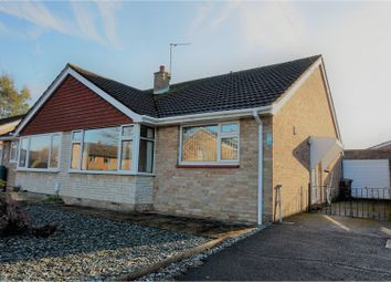 Thumbnail 2 bed semi-detached bungalow for sale in Helston Drive, Emsworth