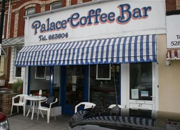 Thumbnail Restaurant/cafe for sale in Coffee Shop & Cafe TQ3, Torbay