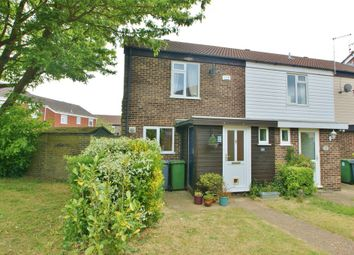 Thumbnail 3 bedroom end terrace house for sale in Cedar Avenue, Spixworth, Norwich