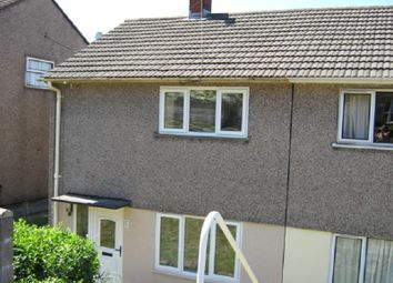 Thumbnail 2 bed semi-detached house for sale in Elm Drive, Risca, Newport, Gwent.