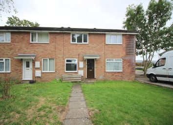 Thumbnail 2 bed terraced house for sale in Hedgemoor, Brackla, Bridgend.