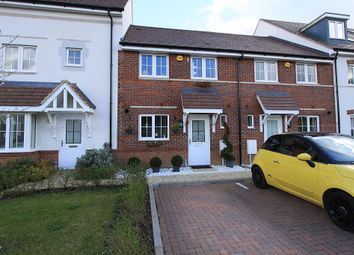 Thumbnail 3 bed terraced house for sale in Stoney Fields, Watton At Stone, Hertfordshire