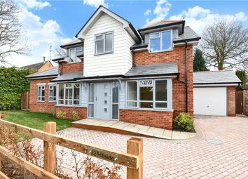 Thumbnail 4 bed detached house for sale in Woolford Close, Bracknell, Berkshire