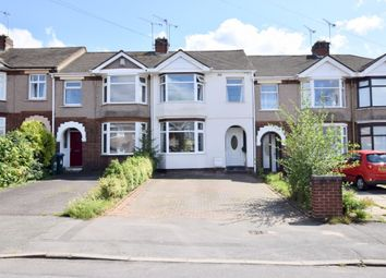 Thumbnail 3 bed terraced house for sale in Westcotes, Coventry