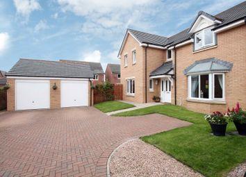 Thumbnail 4 bed property for sale in Kestrel Avenue, Dunfermline, Fife
