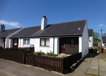 Thumbnail 1 bed semi-detached bungalow for sale in Spey Street, Rothes