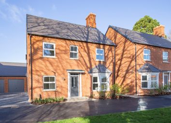 Thumbnail 4 bed detached house for sale in De Havilland Gardens, Bury, Huntingdon