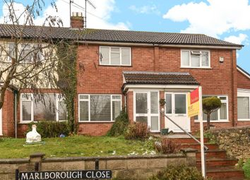 Thumbnail 2 bed terraced house to rent in Marlborough Close, East Oxford