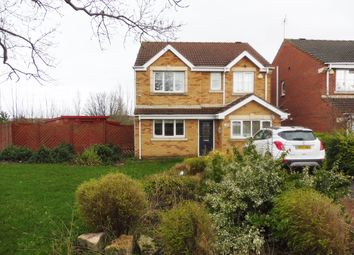 Thumbnail 4 bed detached house for sale in Ashleigh Vale, Barnsley