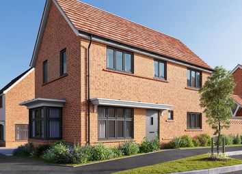 "Thumbnail 3 bed link-detached house for sale in ""The Hythe"" at Wycke Hill, Maldon"